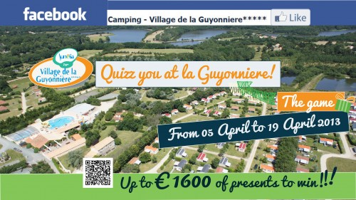 Jeu Facebook Quizz you at la Guyonnire