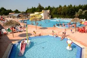 piscine camping vendée la guyonniere